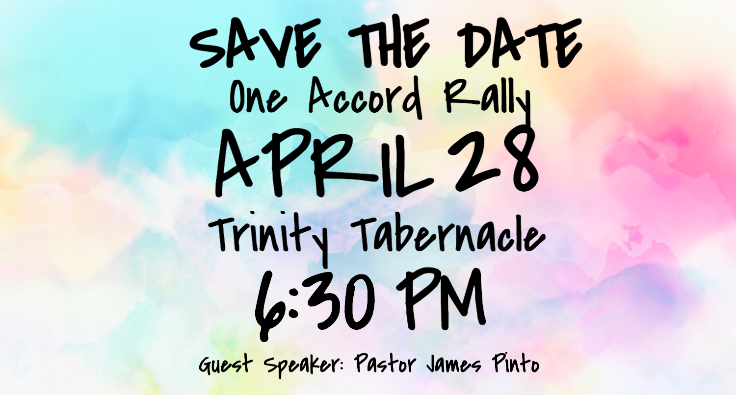 180 Youth Group Rally April 2018