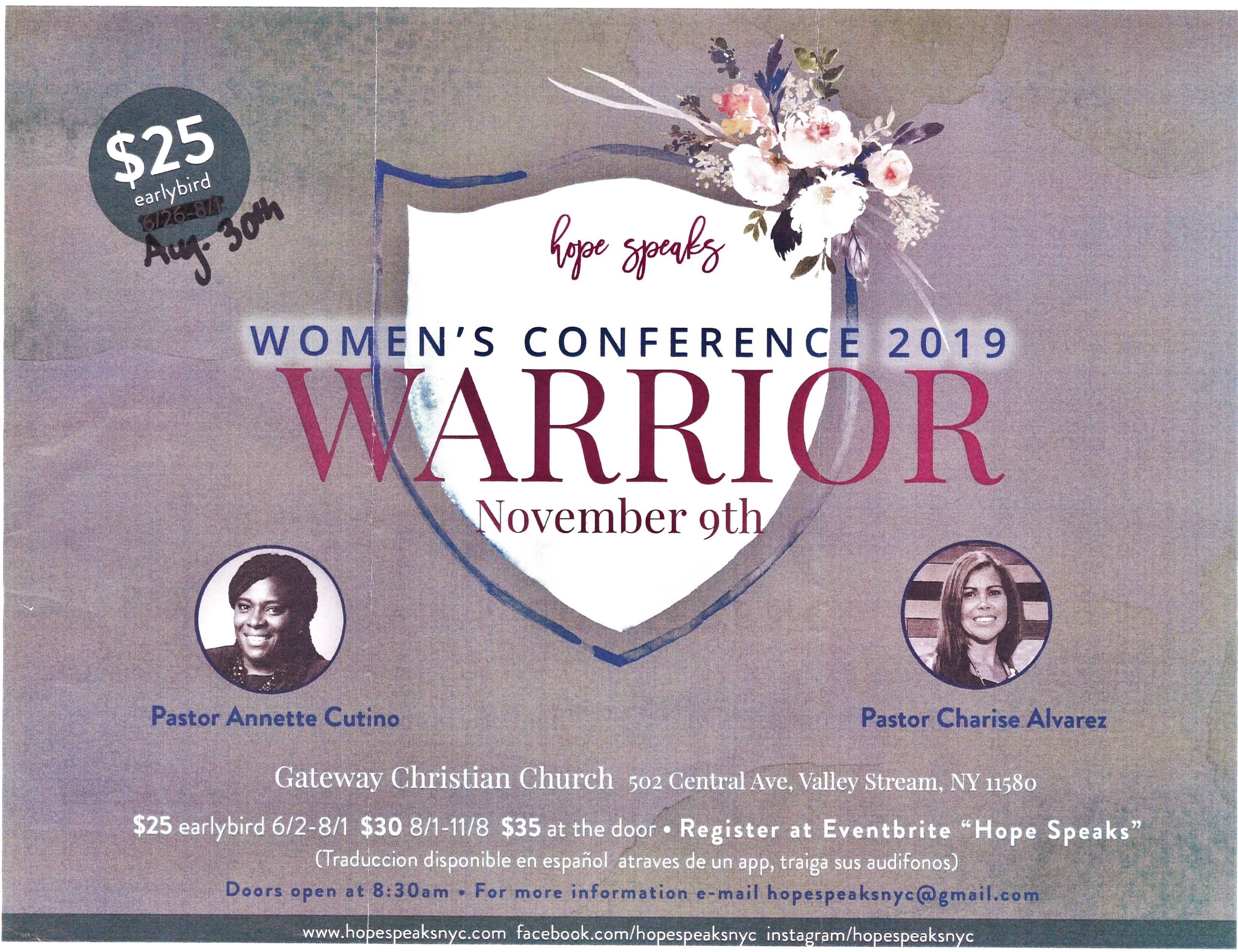 Women's Conference @ Gateway Christian Church